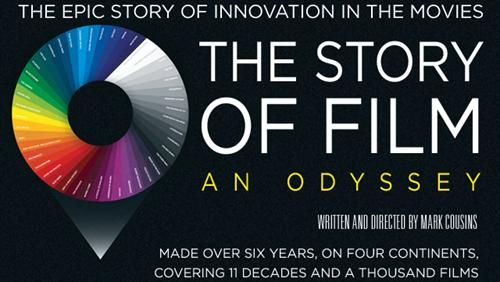 The Story of Film: Cover